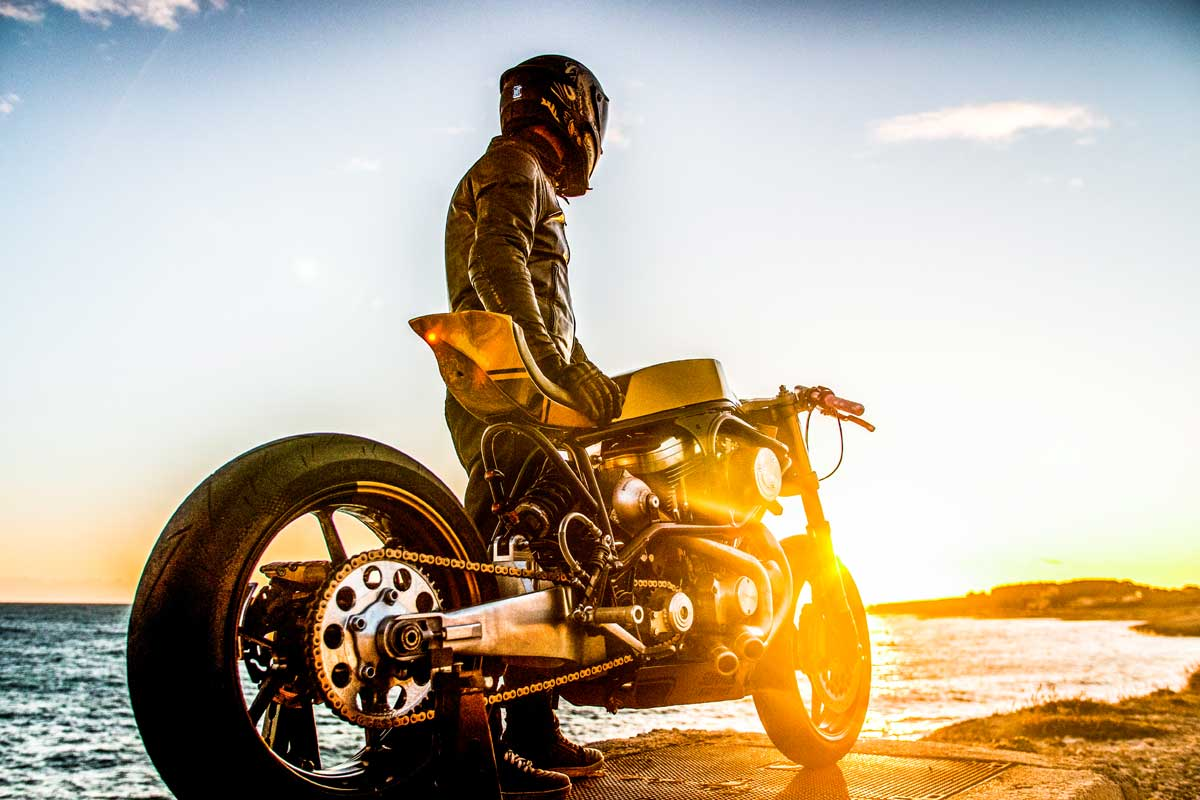 Taverne Motorcycles Buell M2