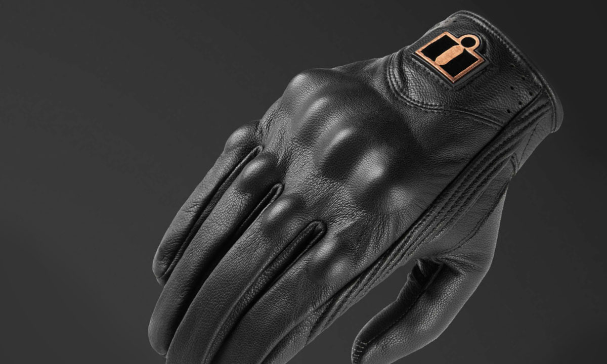Return of the Cafe Racers - Icon Pursuit Gloves Series