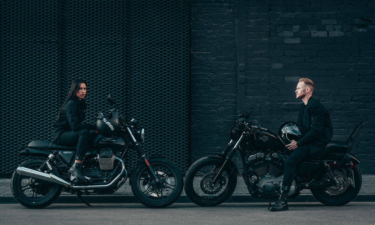 Pando Moto Black Dyneema