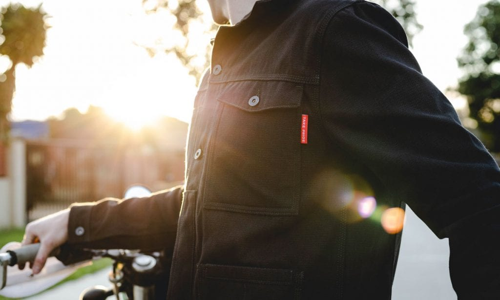 Return of the Cafe Racers - Earnest Workwear Smiths Jacket
