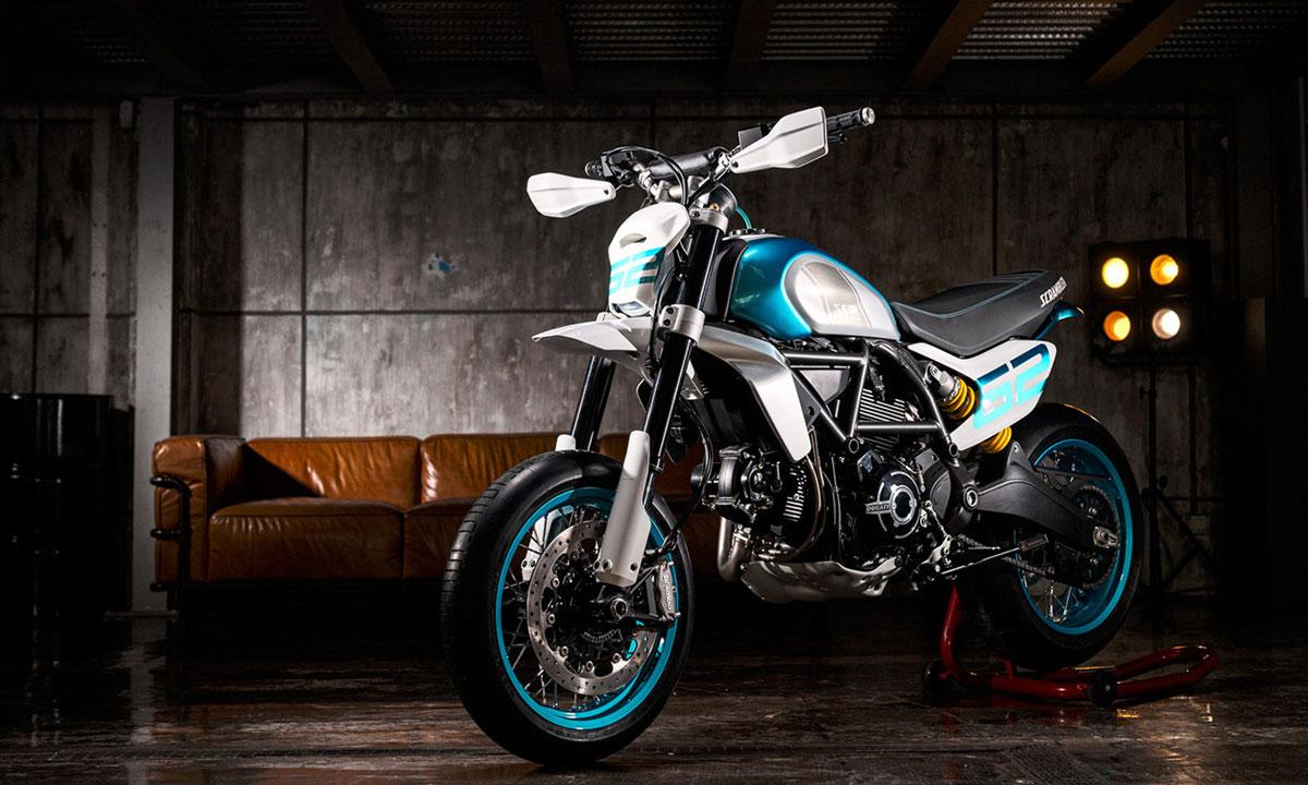Ducati Scrambler Motard concept