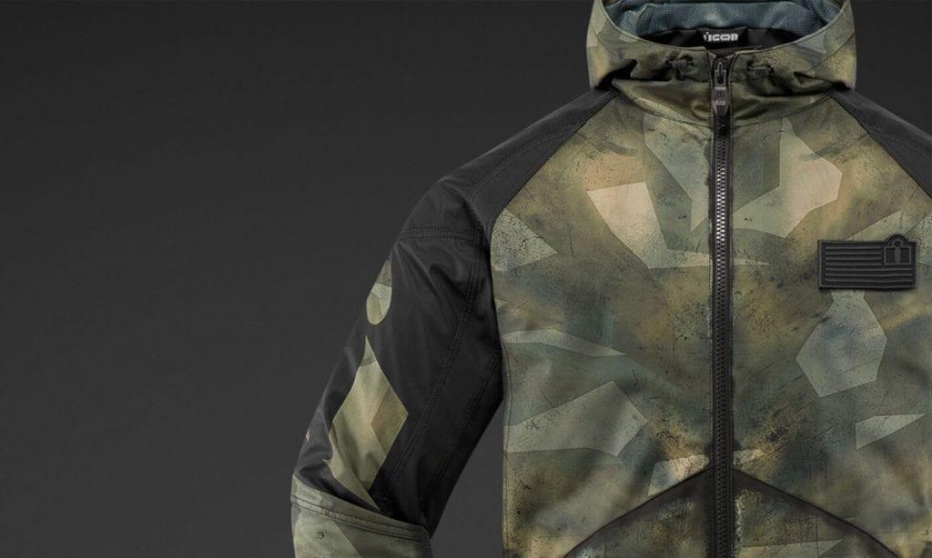 Return of the Cafe Racers - Icon Merc Battlescar Jacket