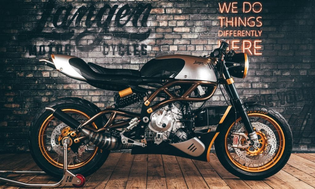 Return of the Cafe Racers - Interview – Christofer Ratcliffe of Langen Motorcycles