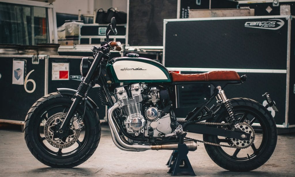 Return of the Cafe Racers - Elegance Personified – Bolt Motor Co. CB750
