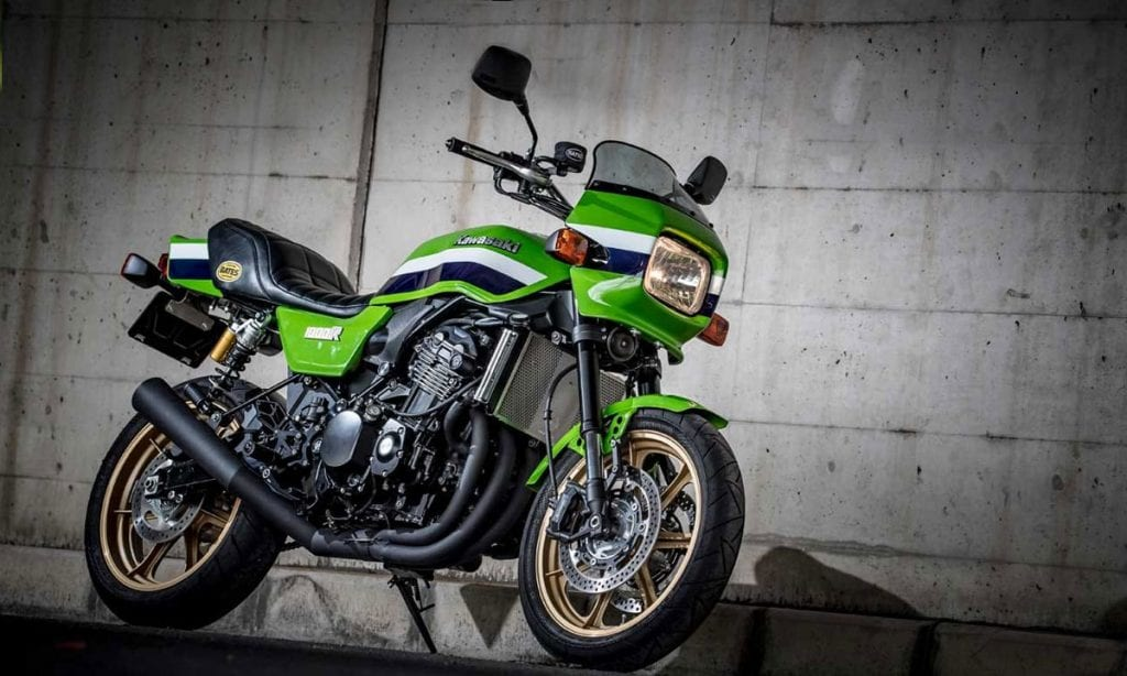 Return of the Cafe Racers - Z1000R Style – Doremi reimagines the Z900RS