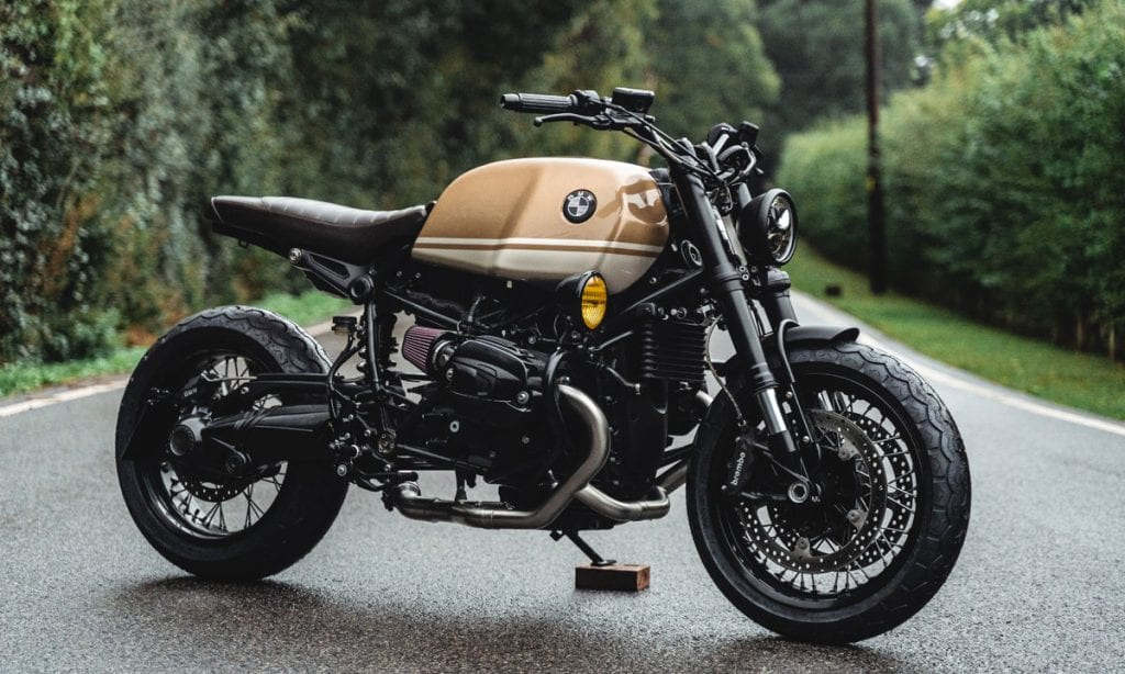 Return of the Cafe Racers - Style Guides – Pier City Cycles R nineT