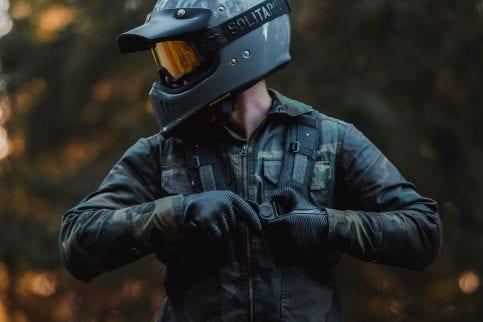 Akin Moto Blip Gloves