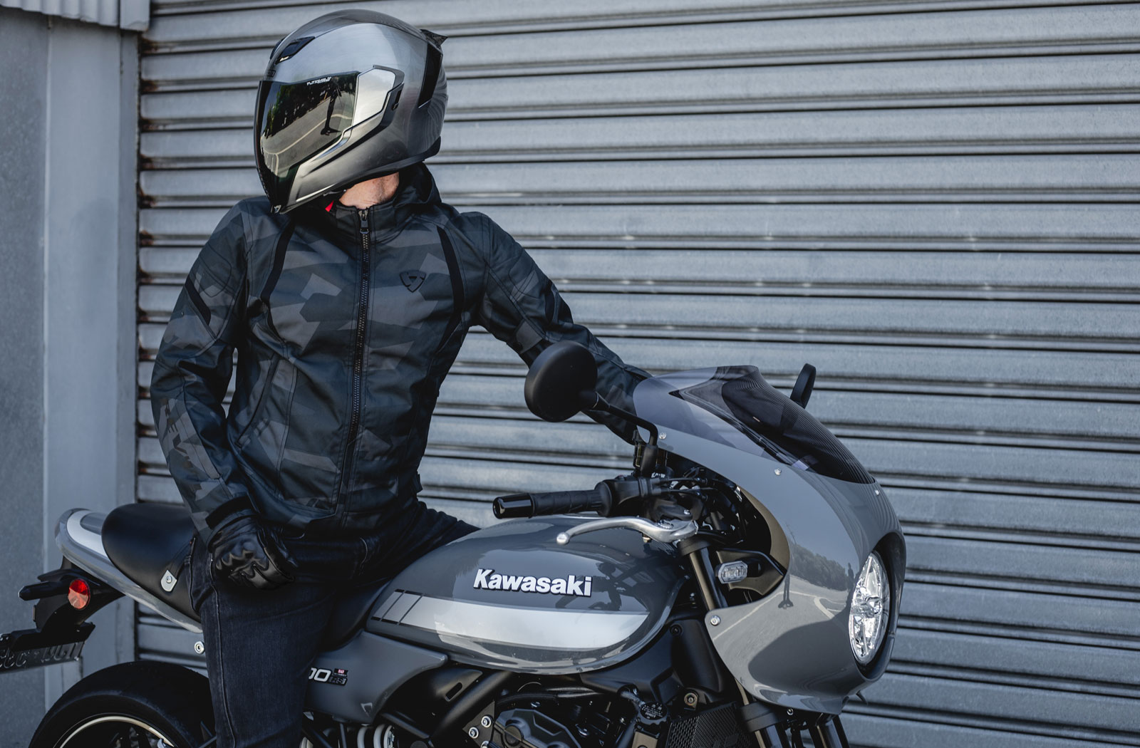 REV'IT! Flare 2 jacket review
