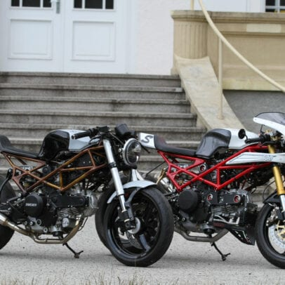 Kameleo Ducati Monster