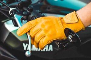 Liberta Cobra Motorcycle Gloves