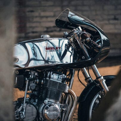 Seeley CB750 by cafe racer forum de