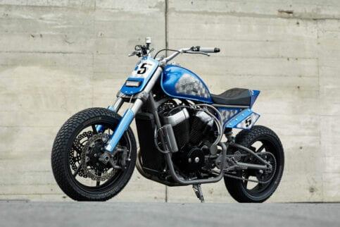 Steel Bike Honda VT-S 750
