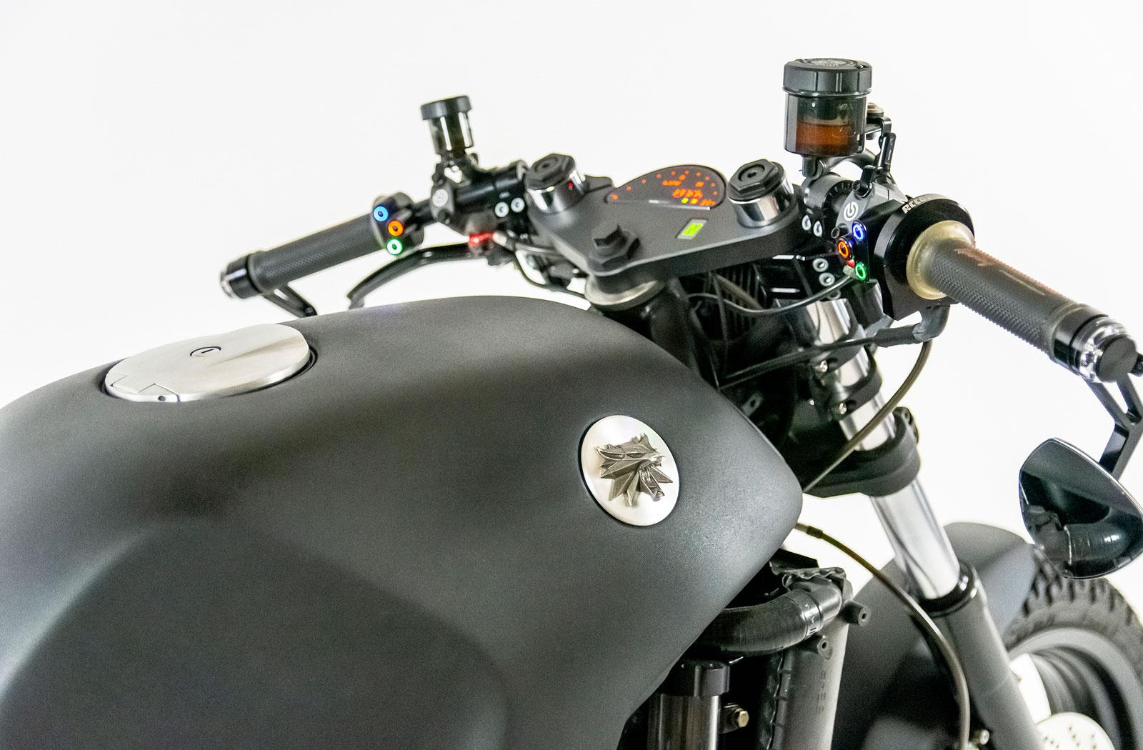 BMW K1100RS Cafe Racer