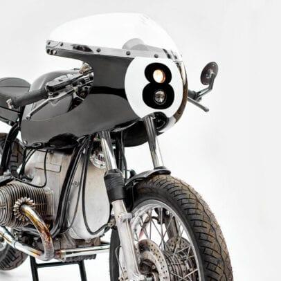 Moto Essence custom BMW