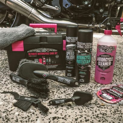 Muc-Off motorcycle ultimate cleaning kit