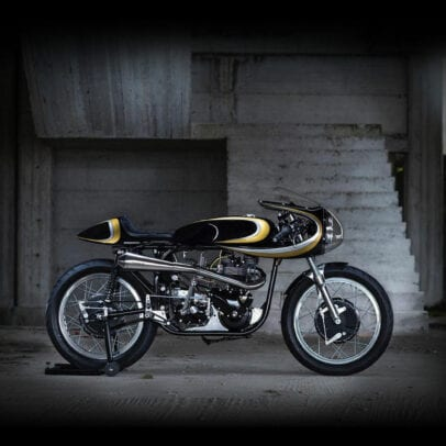 Stile Italiano Triton Cafe Racer