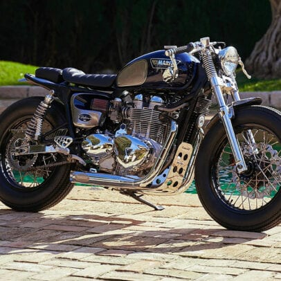 Custom Thruxton 900