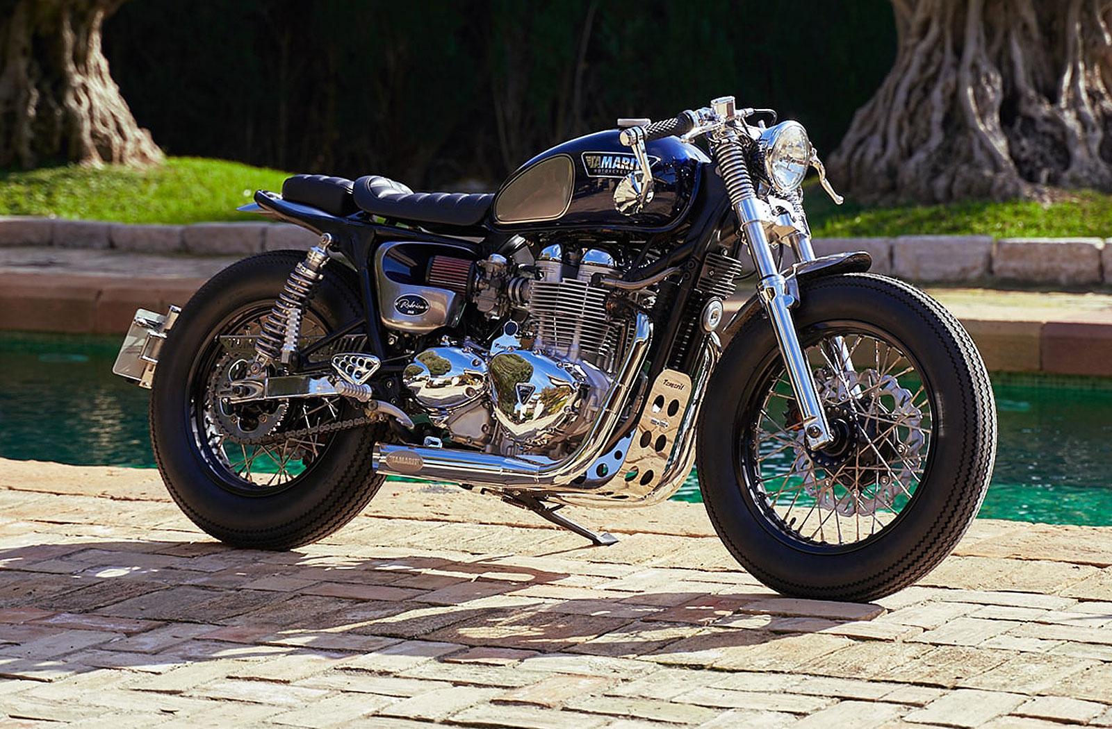 Custom Thruxton 900