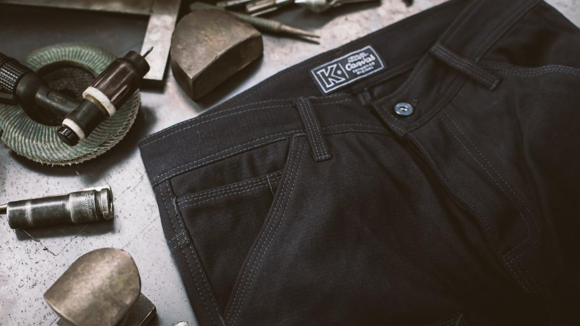 Earnest Co.'s 'Tasker' K-Canvas Pants