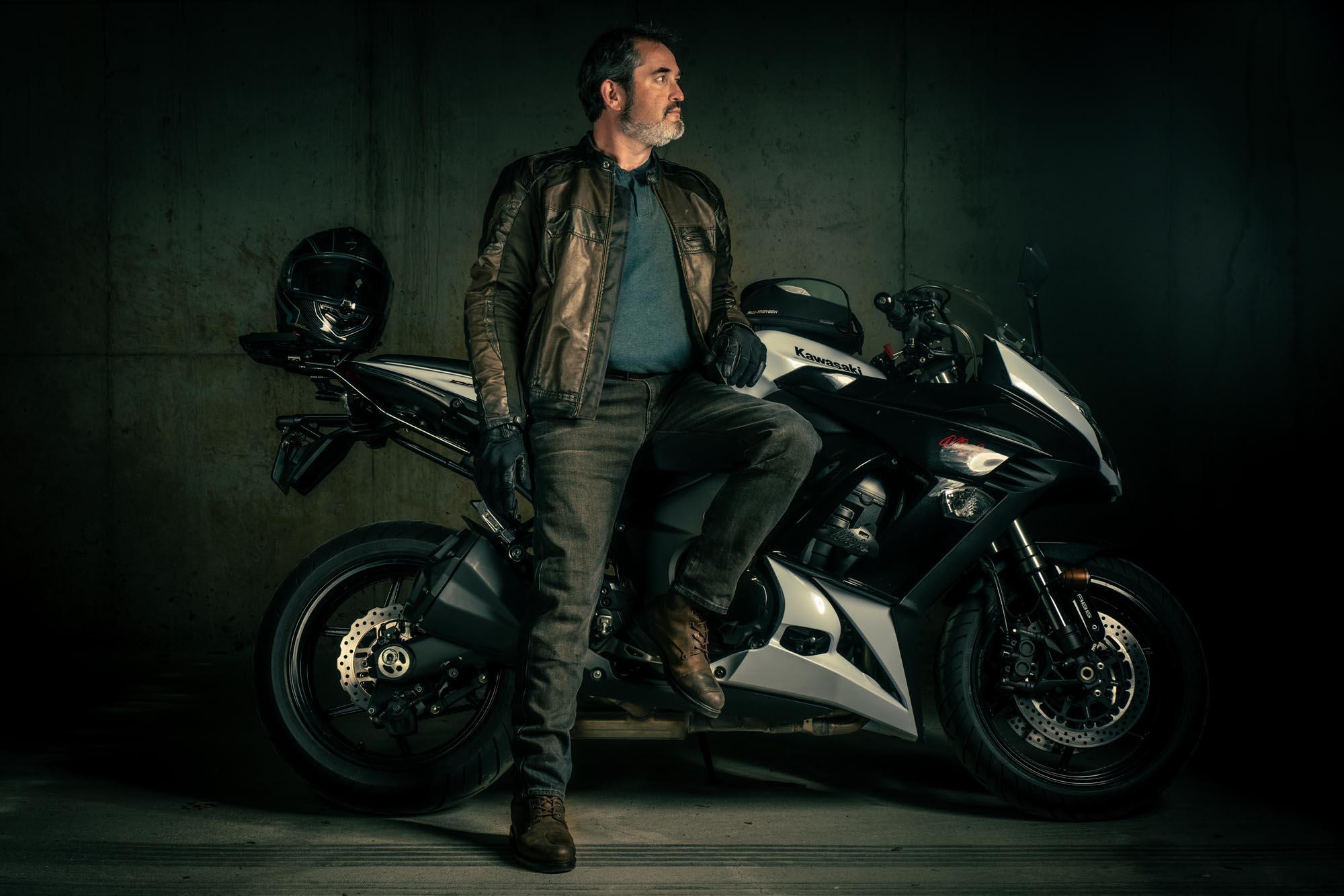 Pando Moto Robby Arm Jeans