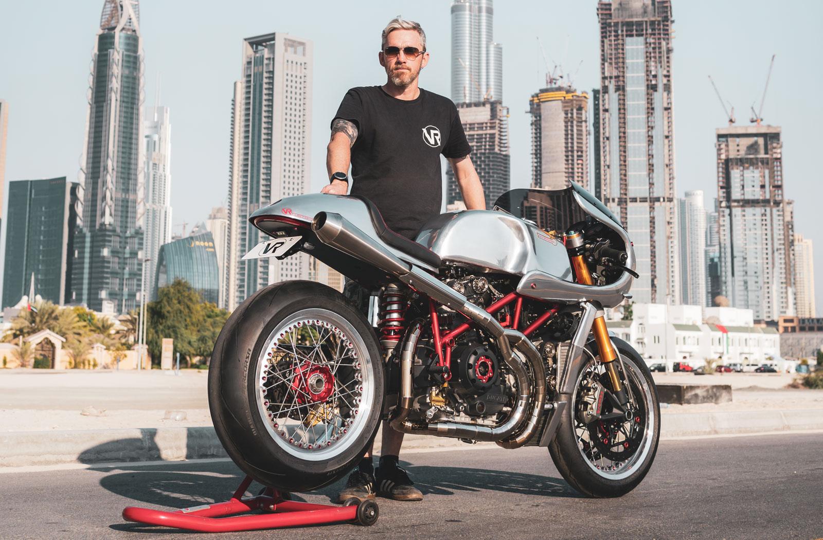 VR Customs UAE 996