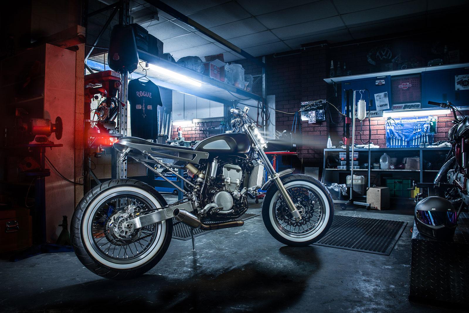 Rogue Motorcycles Suzuki DRZ400