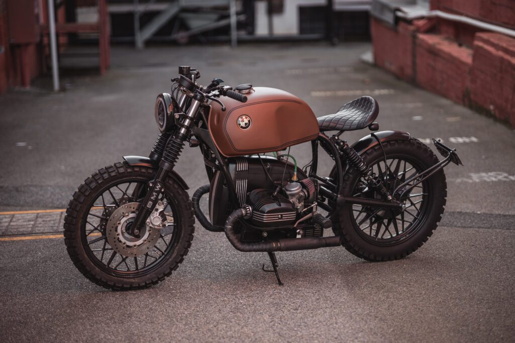 BMW R65 Motorcycle