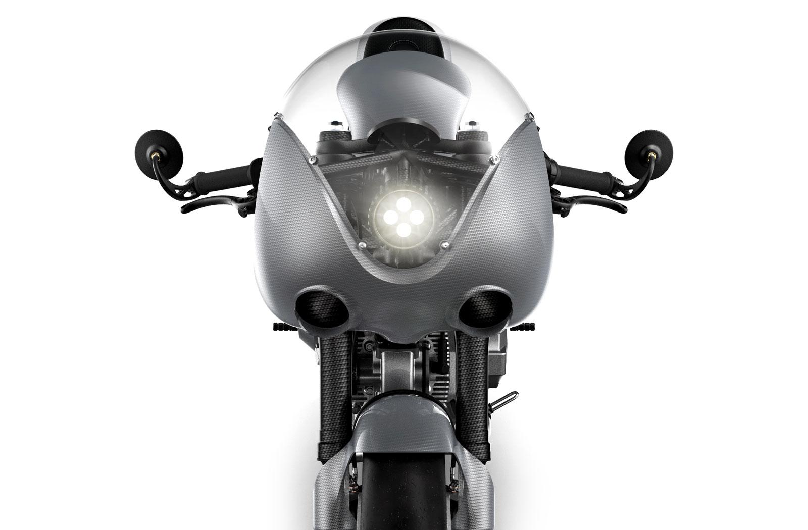 MessnerMoto Ducati project Nina