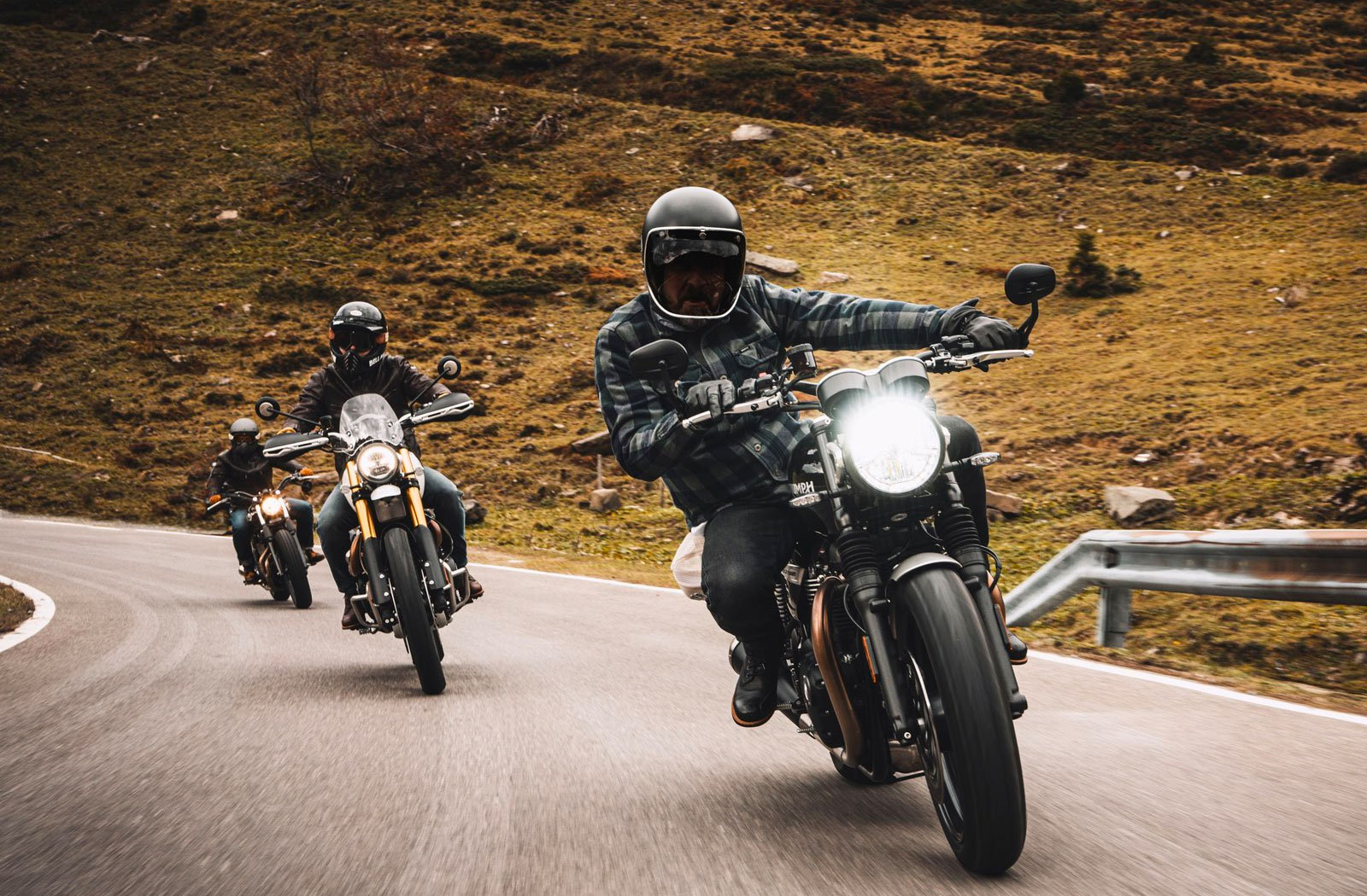 Rokker Company motorcycle riding shirts